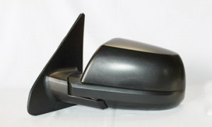 2007-2011 Toyota Tundra Pickup Side View Mirror (SR5 Model / Non-Heated / Power Remote) - Left (Driver)