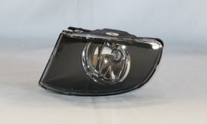 2007-2011 BMW 335i Fog Light Lamp - Left (Driver)
