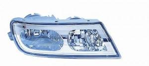 2007-2009 Acura MDX Fog Light Lamp - Right (Passenger)