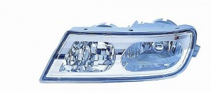 2007-2009 Acura MDX Fog Light Lamp - Left (Driver)