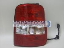 2003-2005 Kia Sedona Tail Light Rear Lamp - Right (Passenger)