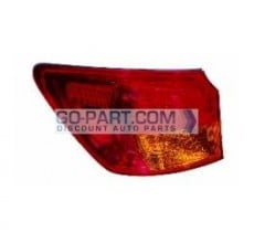 2006-2008 Lexus IS250 Tail Light Rear Lamp - Left (Driver)