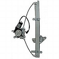 1998-2004 Nissan Frontier Window Regulator Assembly Power (Front Left)