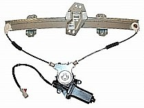 1996-2000 Honda Civic Window Regulator Assembly Power (Front Right)
