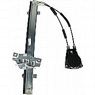 1998-2001 Kia Sephia Window Regulator Manual (Front Right)