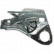 2005-2009 Kia Sportage Window Regulator Power (Front Right)