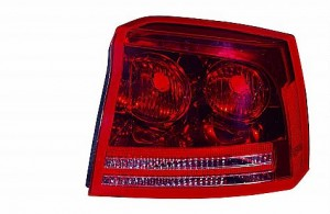 2006-2008 Dodge Charger Tail Light Rear Lamp - Right (Passenger)