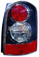 2004-2006 Mazda MPV Tail Light Rear Lamp (with Rocker Molding) - Right (Passenger)
