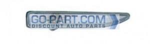 2006-2008 BMW 750i Side Repeater Light (White Turn Indicator) - Right (Passenger)