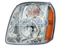 2007-2011 GMC Yukon (Full Size) Headlight Assembly - Left (Driver)