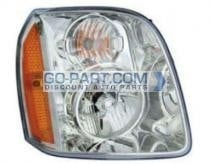 2007-2011 GMC Yukon (Full Size) Headlight Assembly - Right (Passenger)