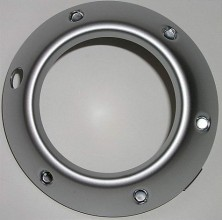 2006-2008 Mitsubishi Eclipse Fog Light Lamp Cover - Left or Right (Driver or Passenger)