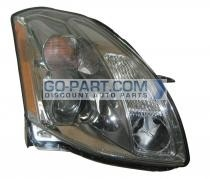 2005-2006 Nissan Maxima Headlight Assembly (Halogen) - Right (Passenger)