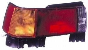 1991-1994 Toyota Tercel Tail Light Rear Lamp - Right (Passenger)