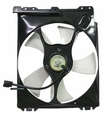 1998-1998 Subaru Forester Radiator Cooling Fan Assembly
