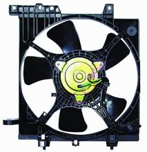 2002-2005 Subaru Impreza Cooling Fan Assembly (WRX / WRX Sport)
