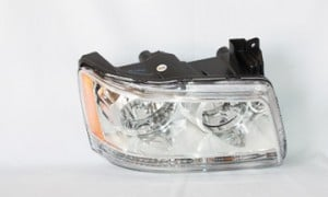 2008-2009 Dodge Magnum Headlight Assembly - Right (Passenger)