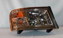 2008-2009 Dodge Dakota Pickup Headlight Assembly - Right (Passenger)