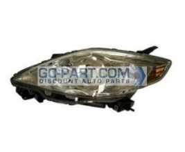 2008-2010 Mazda 5 Mazda5 Headlight Assembly - Left (Driver)