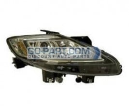 2007-2009 Mazda CX9 Headlight Assembly (OEM) / HID Lamps) - Right (Passenger)