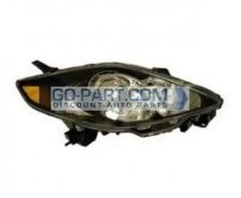 2006-2008 Mazda 5 Mazda5 Headlight Assembly - Right (Passenger)