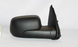 2006-2011 Chevrolet Chevy HHR Side View Mirror (Black / Power Remote / Non-Heated) - Right (Passenger)