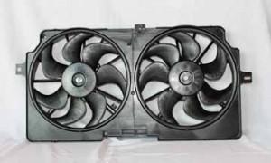 1999-2003 Pontiac Grand Prix Radiator Cooling Fan Assembly