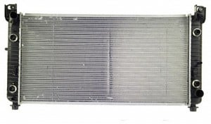 2001-2002 Chevrolet (Chevy) Suburban Radiator (5 Speed Automatic)
