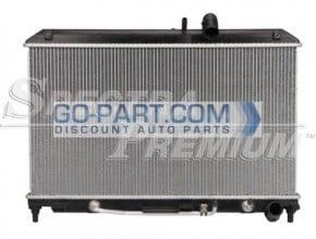 2009-2010 Mazda RX-8 KOYO Radiator A13101