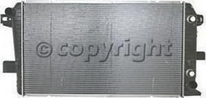 2001-2004 Chevrolet (Chevy) Silverado Pickup Radiator