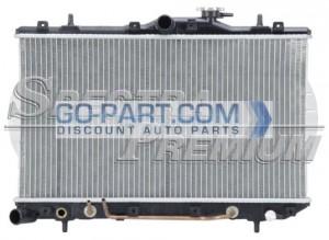 2006-2008 Hyundai Sonata Radiator (2.4L L4 / Manual)