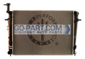 2002-2006 Honda CR-V Radiator [Manual]