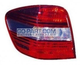 2006-2011 Mercedes Benz ML500 Tail Light Rear Lamp (with Sport Package) - Left (Driver)