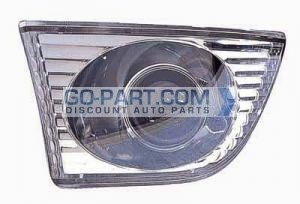 2003-2003 Lexus IS300 Fog Light Lamp (Sedan / White) - Left (Driver)
