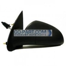 2005-2010 Chevrolet Chevy Cobalt Side View Mirror (Coupe / Manual) - Left (Driver)