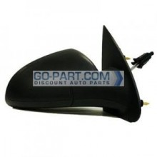 2005-2010 Chevrolet Chevy Cobalt Side View Mirror (Coupe / Manual) - Right (Passenger)