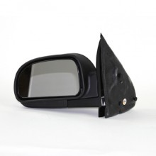 2002-2004 Oldsmobile Bravada Side View Mirror (Manual) - Left (Driver)