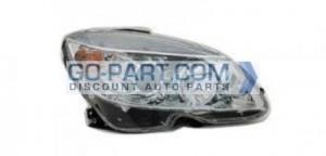 2007-2007 Mercedes Benz C350 Headlight Assembly - Right (Passenger)