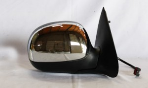 2002-2004 Ford F-Series Light Duty Pickup Side View Mirror - Right (Passenger)