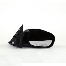 2006-2010 Dodge Charger Side View Mirror (Power / with Heat / Non-Folding / Black / Charger RT/SE/SRT8/SXT) - Right (Passenger)