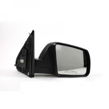 2007-2010 Toyota Tundra Pickup Side View Mirror (Base / SR5 / Power / Heated / with Cold Climate Spec) - Right (Passenger)
