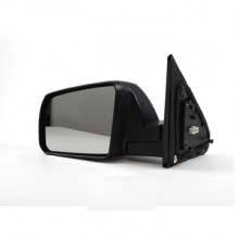 2007-2010 Toyota Tundra Pickup Side View Mirror (Base / SR5 / Power / Heated / with Cold Climate Spec) - Left (Driver)
