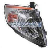 2003-2005 Nissan 350Z Headlight Assembly (Xenon) - Left (Driver)
