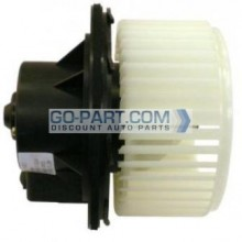 2008-2009 GMC Sierra AC A/C Heater Blower Motor (Standard Cab / With Manual Temp A/C Control)