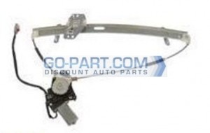 1999-2004 Honda Odyssey Window Regulator Assembly Power (Front Right)