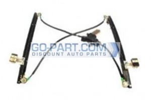 2004-2007 Chrysler Town & Country Window Regulator Assembly Power (Front Right)