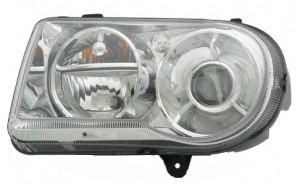 2006-2009 Chrysler 300 / 300C Headlight Assembly - Left (Driver)