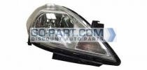 2007-2010 Nissan Versa Headlight Assembly - Right (Passenger)