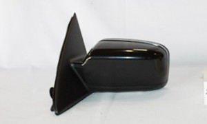 2006-2009 Ford Fusion Side View Mirror (Heated / Power Remote / with Puddle Lamp) - Left (Driver)