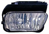 2002-2006 Chevrolet Chevy Avalanche Fog Light Lamp (For Models / without Body Cladding) - Right (Passenger)